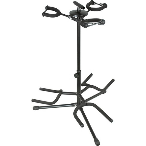Musician's Gear Triple Guitar Stand Black - image 1 of 1