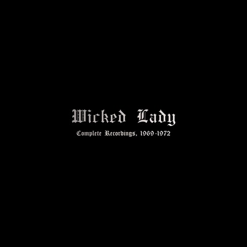 Wicked lady - Complete recordings 1969-1972 (Vinyl) - image 1 of 1