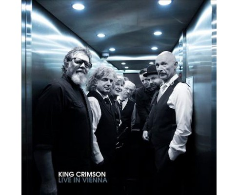 King Crimson - Live In Vienna December 1st 2016 (CD) - image 1 of 1