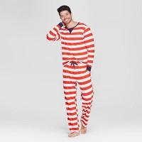 Target.com deals on Mens Striped Pajama Set