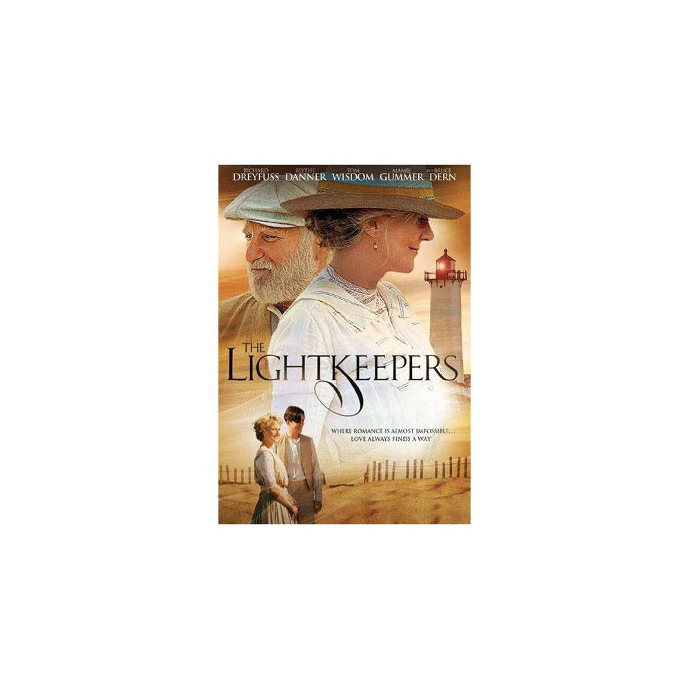 The Lightkeepers Dvd 2010