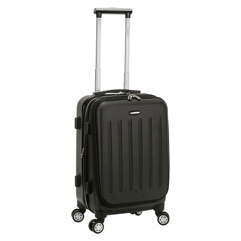 "Rockland Titan 19"" Polycarbonate/ABS Spinner Carry On Suitcase - image 1 of 4"