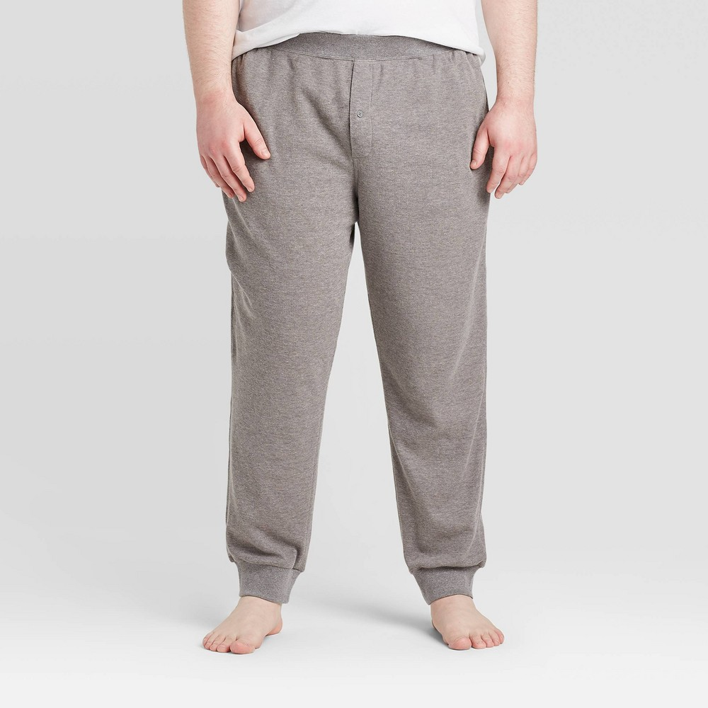 Men 39 S Big 38 Tall Knit Jogger Pajama Pants Goodfellow 38 Co 8482 Gray 4xbt