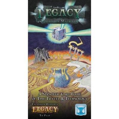 Legacy - Forbidden Machines Board Game