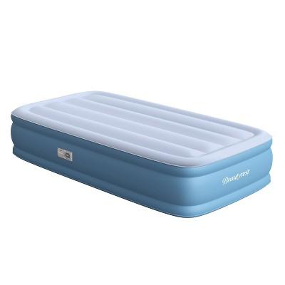 "Beautyrest Sensarest 18"" Anti-Microbial Air Mattress with Built-In Pump - Twin"