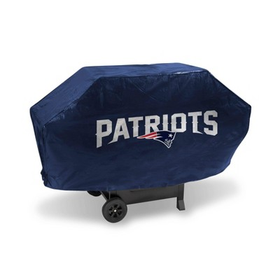 NFL New England Patriots Deluxe Grill Cover