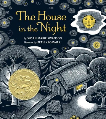 House in the Night - by Susan Marie Swanson (Hardcover)