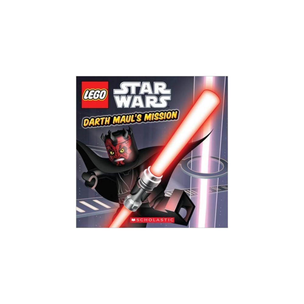 Darth Maul's Mission ( Lego Star Wars) (Paperback)
