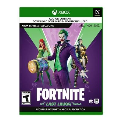 Fortnite: The Last Laugh Bundle - Xbox One/Series X