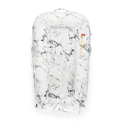 DockATot Deluxe Plus Dock - Carrara Marble