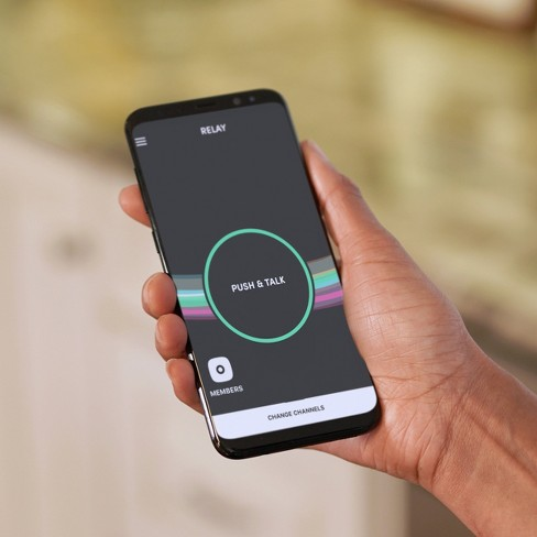Relay Screenless Phone/Walkie Talkie & GPS Tracker