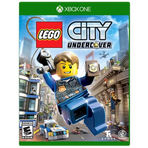 LEGO City Undercover Xbox One - image 1 of 2