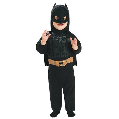 Baby Batman Romper Halloween Costume - 6-12M