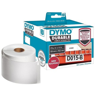DYMO LW Durable 1933088 Printer Label, 2.32W