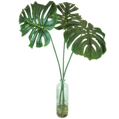 Artificial Philodendron Plant - Green - 38in - LCG Florals