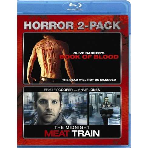 Book Of Blood / The Midnight Meat Train (Blu-ray) - image 1 of 1