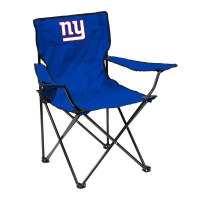 NFL New York Giants Quad Outdoor Portable Chair