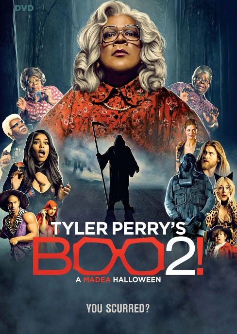 Tyler Perry's Boo 2! A Madea Halloween (DVD) - image 1 of 1