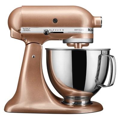 KitchenAid 5qt Artisan Series Tilt-Head Stand Mixer Toffee Delight - KSM150PSTZ