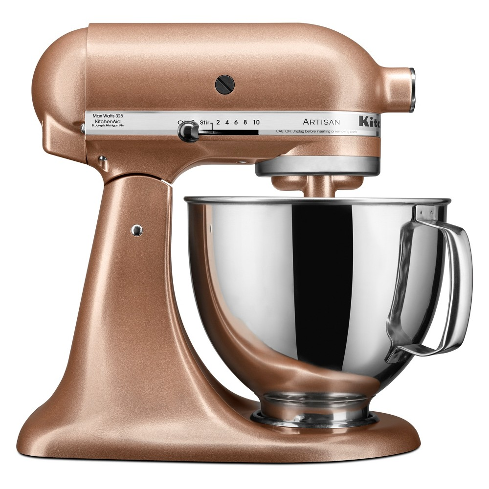 KitchenAid 5qt Artisan Series Tilt-Head Stand Mixer Toffee Delight – KSM150PSTZ 53807811