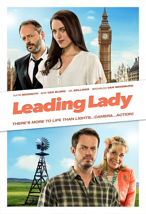 Leading Lady (DVD) - image 1 of 1