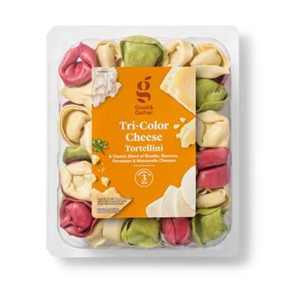 Tri-Color Cheese Tortellini - 9oz - Good & Gather™
