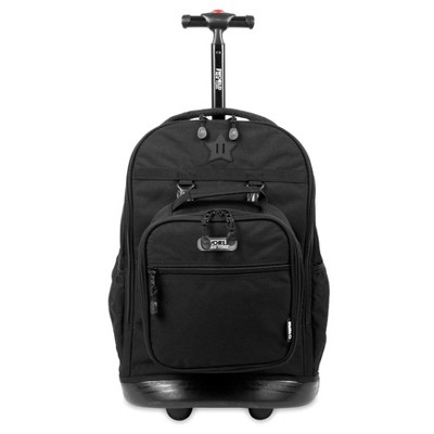 J World Duo 13'' Rolling Backpack and Lunch Bag