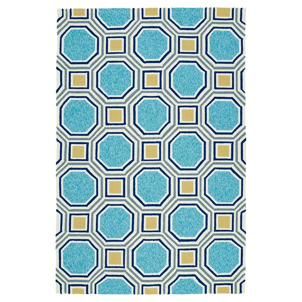 Rugs 5'X7'6 Kaleen Rugs Blue