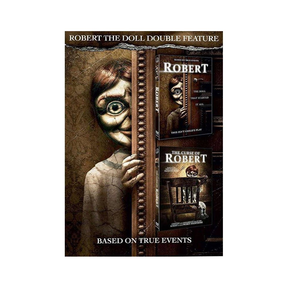 Robert The Doll Collection Dvd