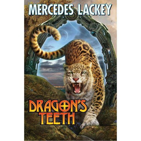Dragon's Teeth - by  Mercedes Lackey (Paperback) - image 1 of 1
