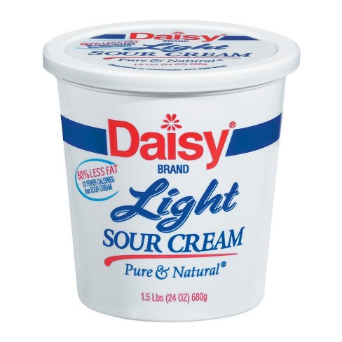 Daisy Light Sour Cream - 24oz - image 1 of 4
