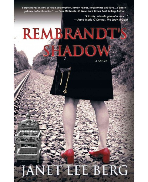 Rembrandt's Shadow (Paperback) (Janet Lee Berg) - image 1 of 1