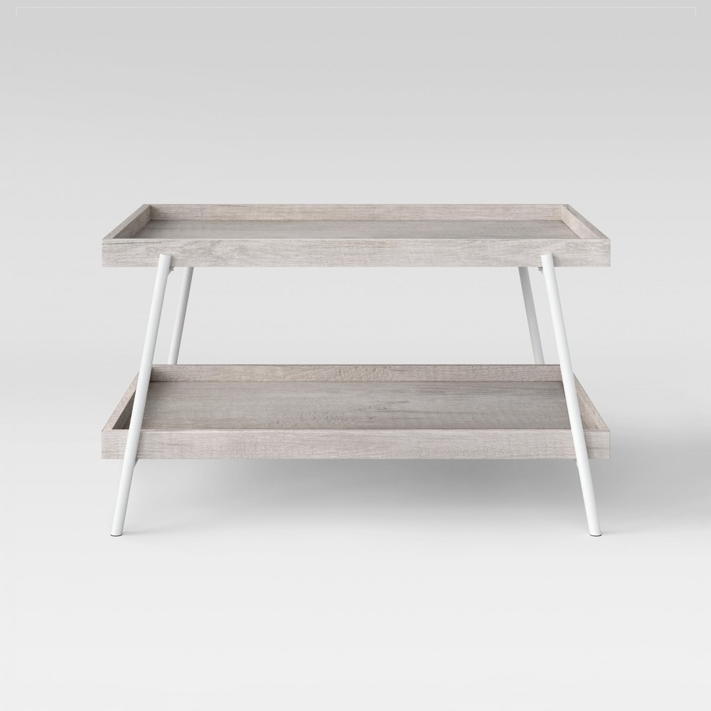 Image of Hillside Coffee Table White - Project 62