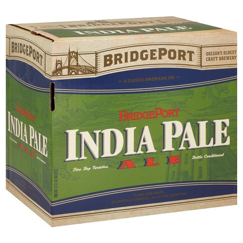 BridgePort® India Pale Ale - 12pk / 12oz Bottles - image 1 of 1