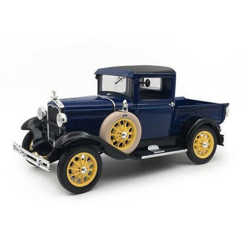 1931 Ford Model A Pickup Truck Lombard Blue 1/18 Diecast Model Car by Sunstar - image 1 of 1