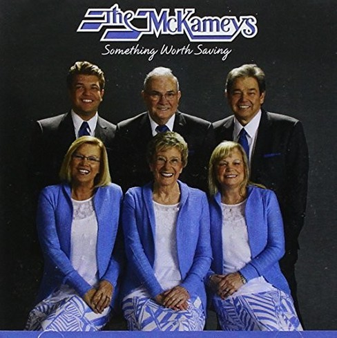 Mckameys - Something worth saving (CD) - image 1 of 1
