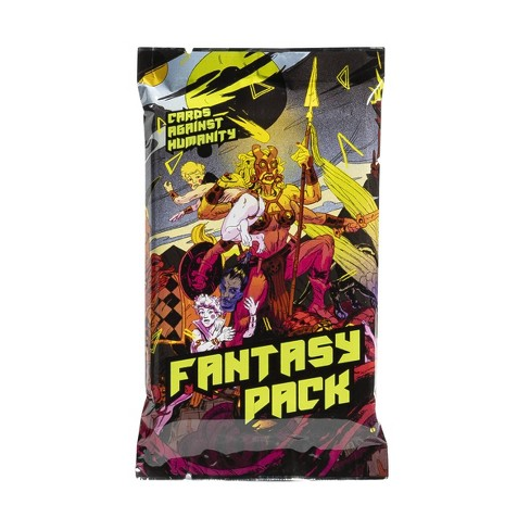 Cards Against Humanity Game: Fantasy Pack - image 1 of 4