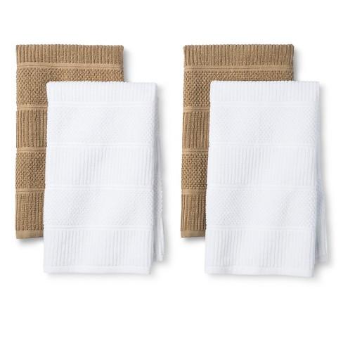 Tan Nbspsolid Nbspkitchen Towel Nbsp Room Essentials Target