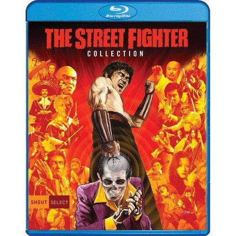 The Street Fighter Collection (Blu-ray) - image 1 of 1