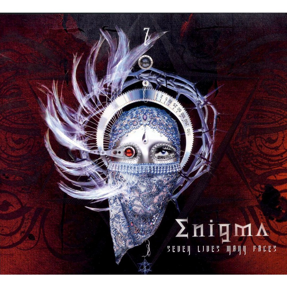 Enigma - Seven Live Many Faces (CD)