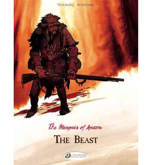 Marquis of Anaon 4 : The Beast (Paperback) (Fabien Vehlmann) - image 1 of 1