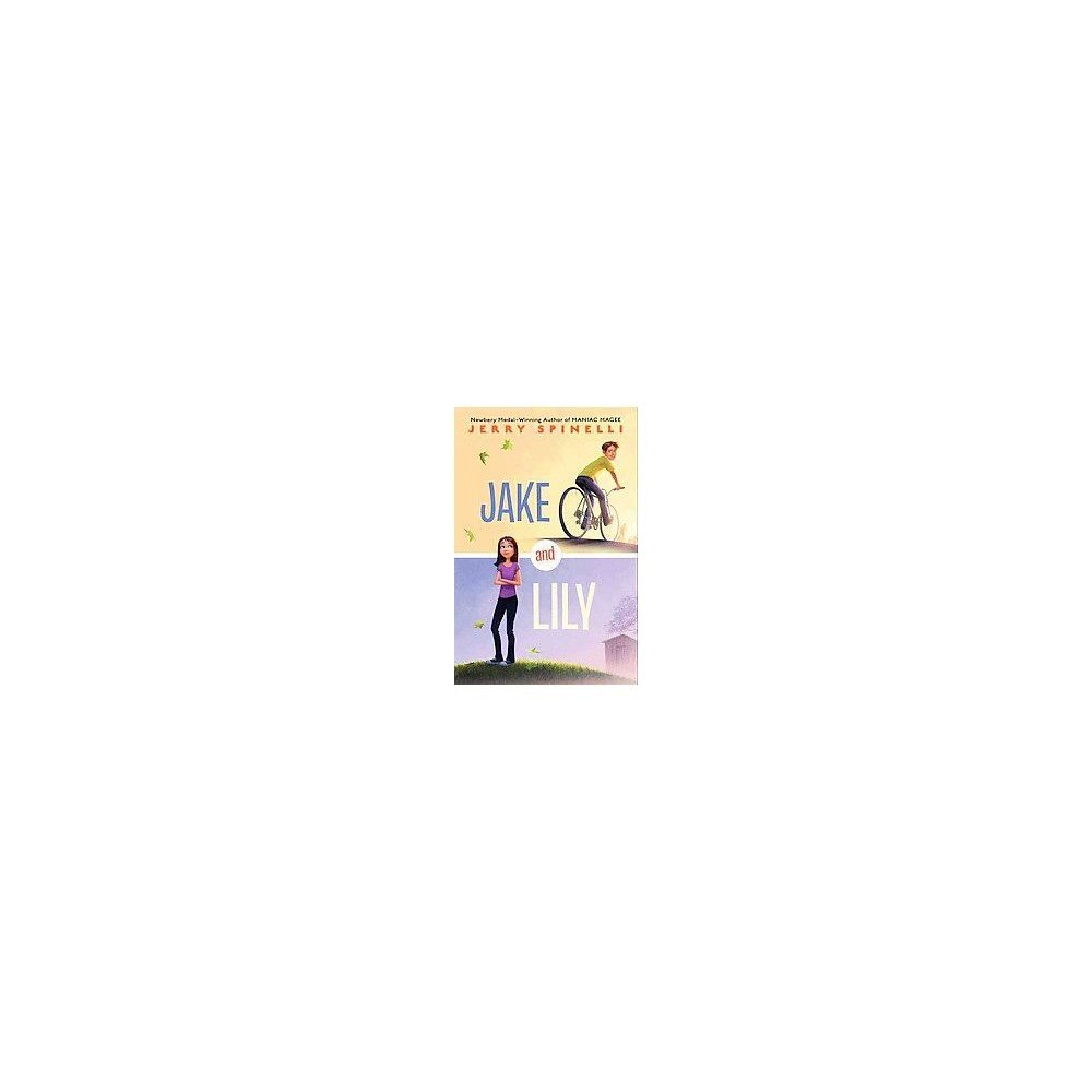 Jake and Lily (Hardcover) (Jerry Spinelli)