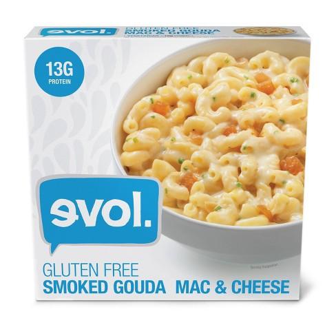 Evol Gluten Free Smoked Gouda Frozen Mac and Cheese - 8oz - image 1 of 3