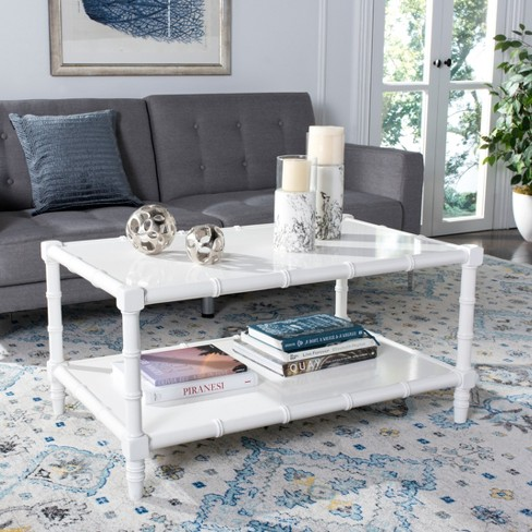 Noam Coastal Coffee Table Safavieh Target