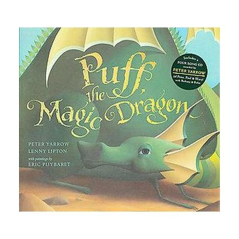 Puff, the Magic Dragon (Mixed media product) by Peter Yarrow - image 1 of 1