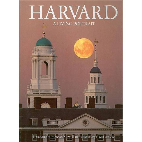 Harvard: A Living Portrait - (Hardcover) - image 1 of 1