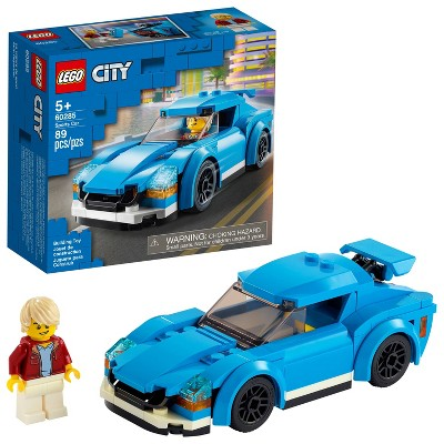LEGO City Sports Car Building Kit 60285