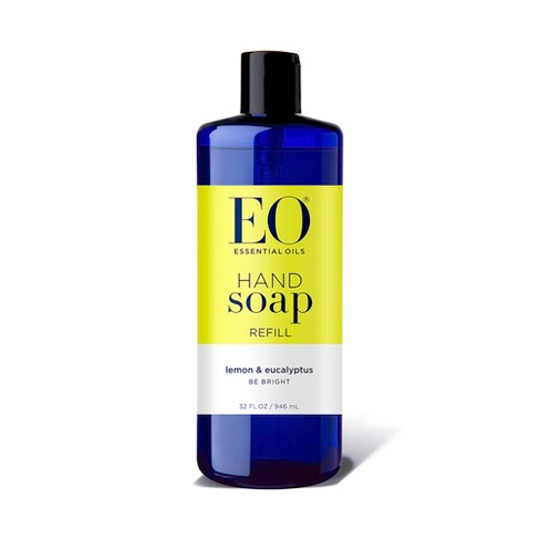 EO Lemon & Eucalyptus Liquid Hand Soap - 32.0 fl oz - image 1 of 1