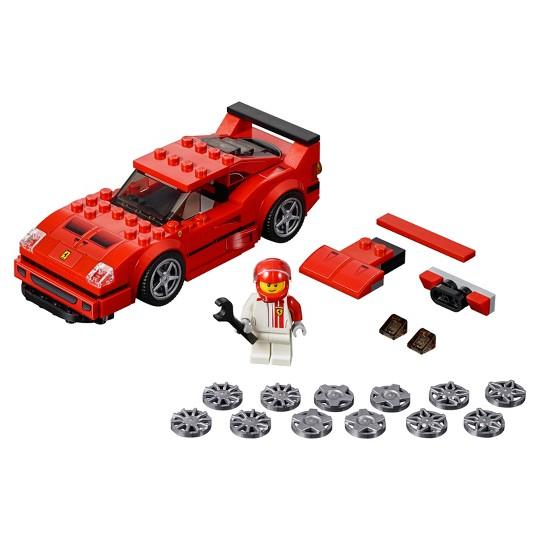 LEGO Speed Champions Ferrari F40 Competizione 75890 image number null