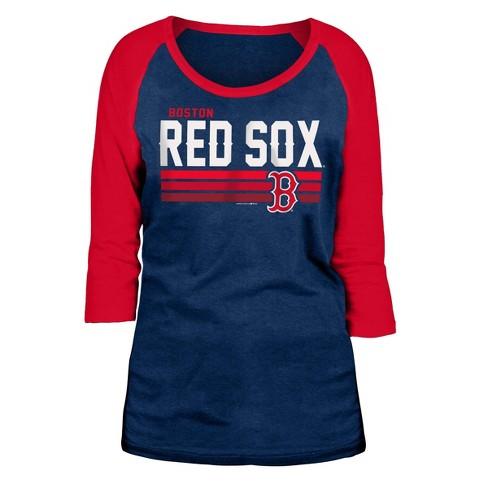 MLB Boston Red Sox Women's T-Shirt - image 1 of 2